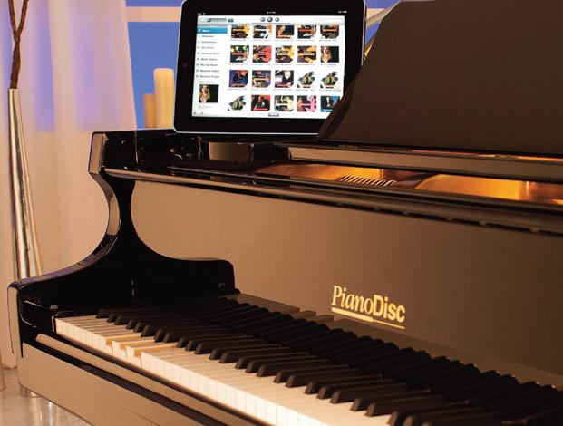 Piano Disc