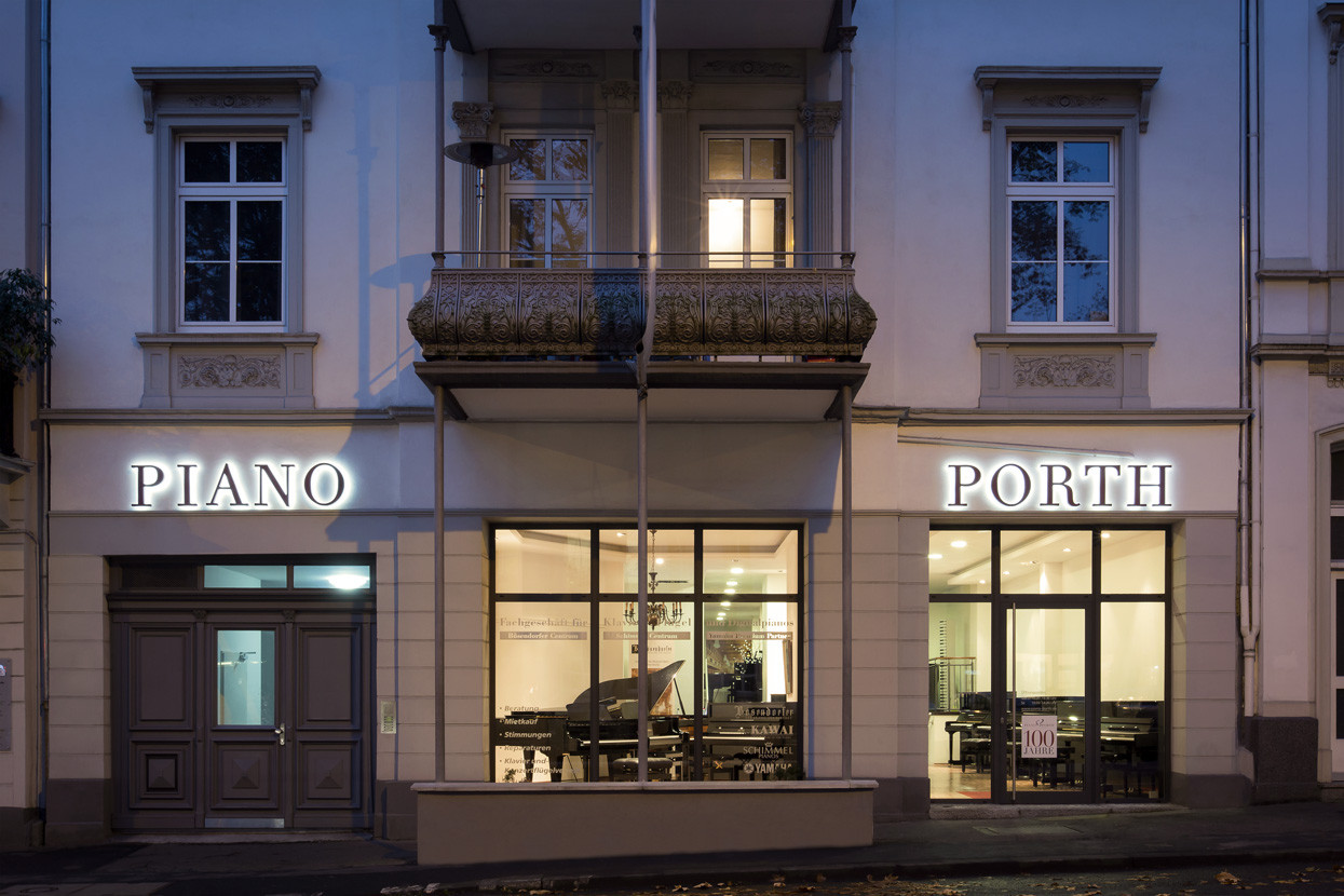 Bösendorfer Auswahlzentrum - Piano Porth, Wiesbaden