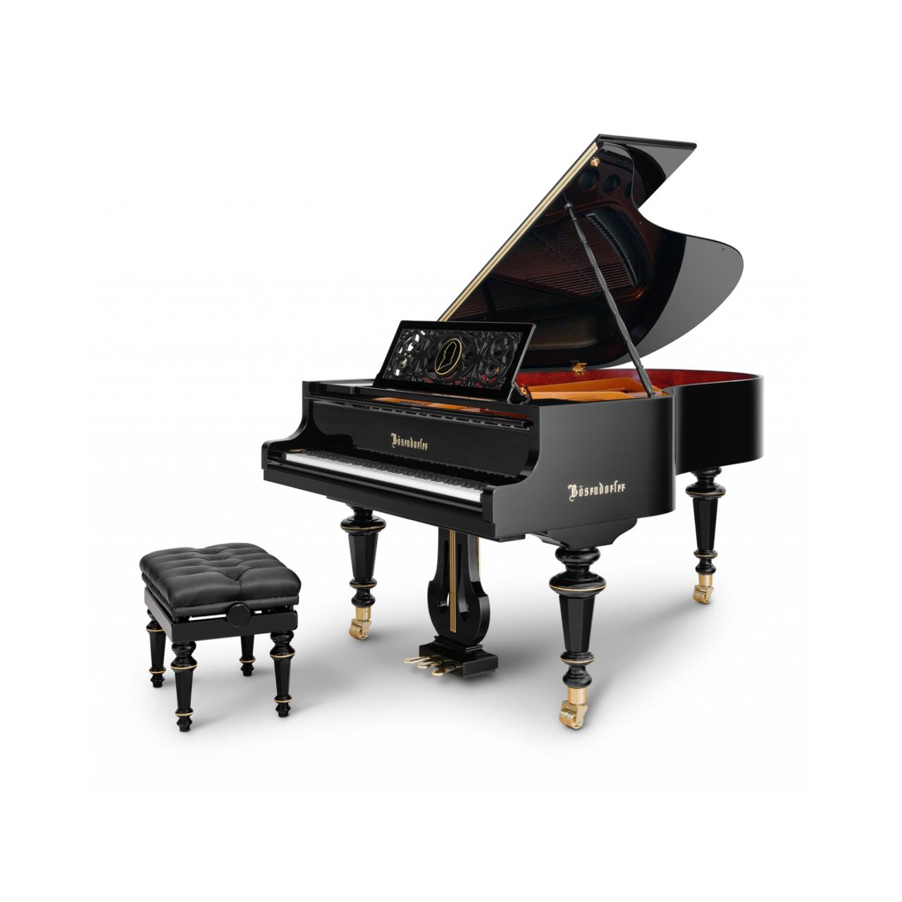 Bösendorfer Flügel<br/>200 Jahre Franz Liszt<br/>Limited Edition
