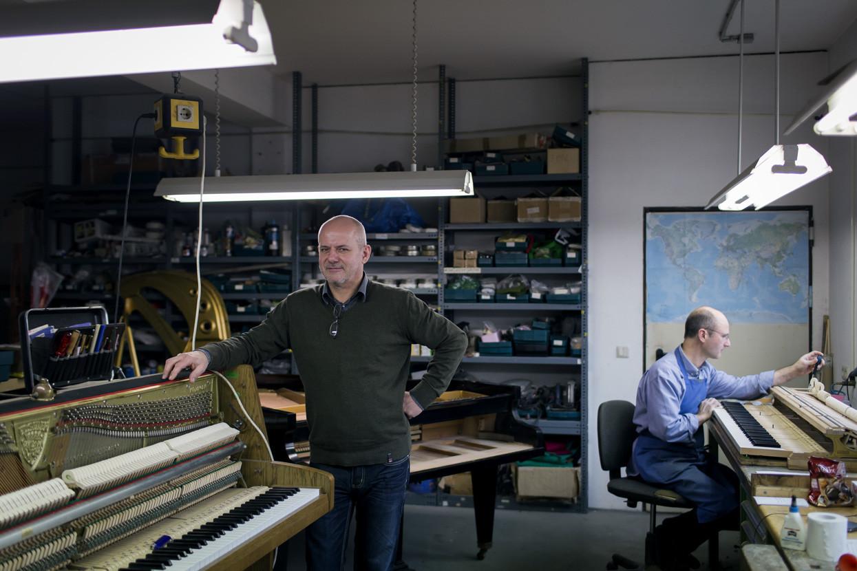 Klavierreparaturen - Werkstatt Bernhard Flöck