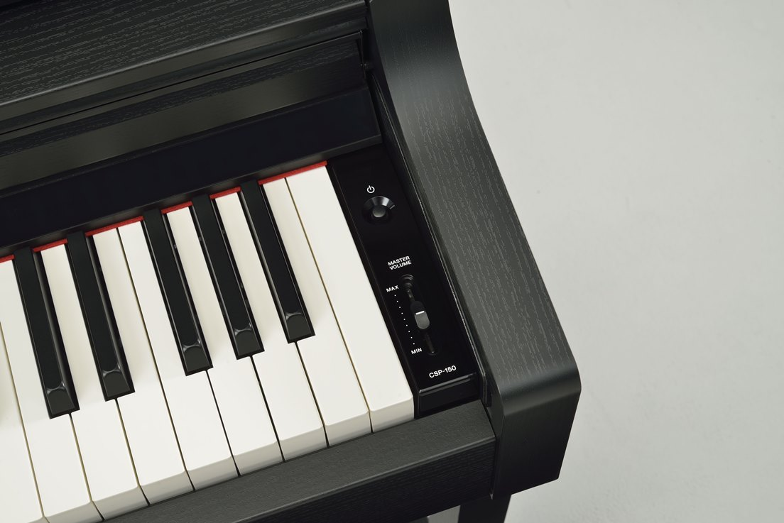 Yamaha Clp  Vs Ydp