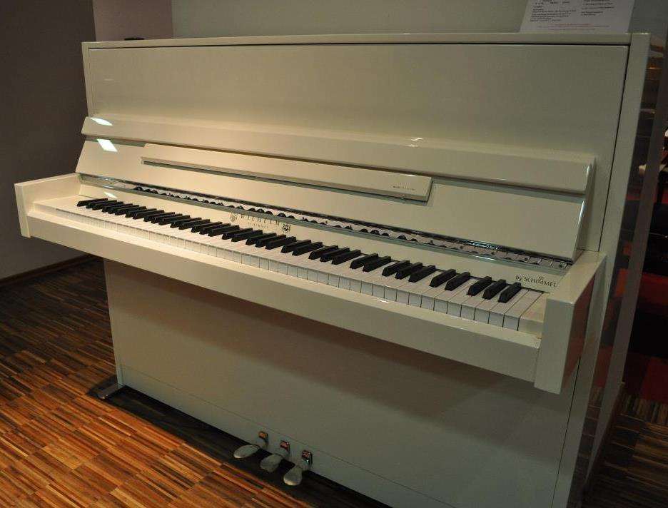 Schimmel Klavier Modell Wilhelm Schimmel W 114 Modern