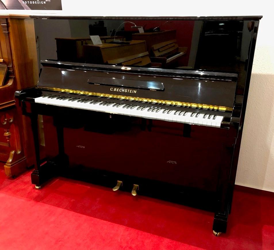 BECHSTEIN-Klavier<br/>Gebraucht<br/>Modell 8 A | 131 cm hoch<br/>€ 15 900,-<br/>