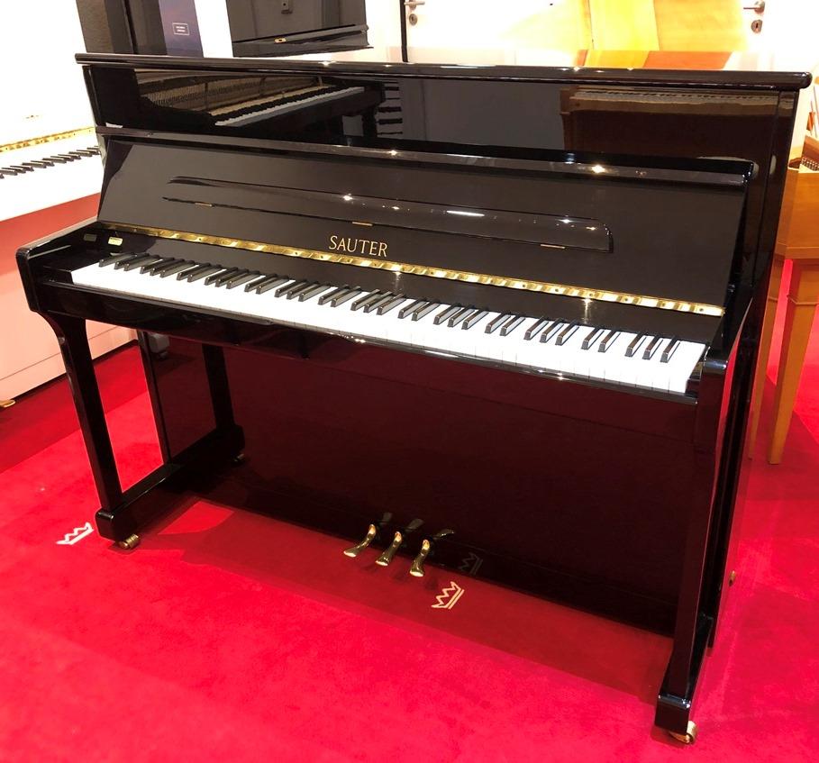 Sauter 114 Klavier<br/>Modell 114, Limited Edition<br/>Gebraucht | € 5 900,-<br/> Derzeit in Arbeit