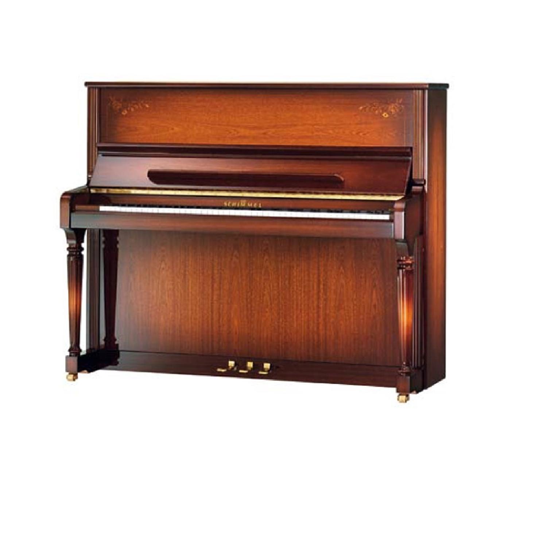 Schimmel Klavier<br/>Modell C 121 Royal Intarsie Flora