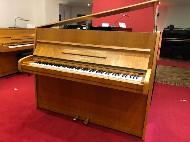 Bechstein Klavier<br/>Modell 114 Eiche<br/>Gebraucht   € 5.500,-
