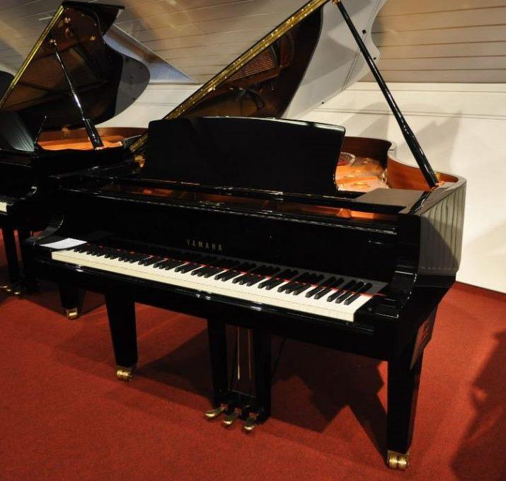 Yamaha Flügel<br/>Modell C6X | 212cm<br/>Gebraucht aus Konzertmiete <br/>€ 32 400,-