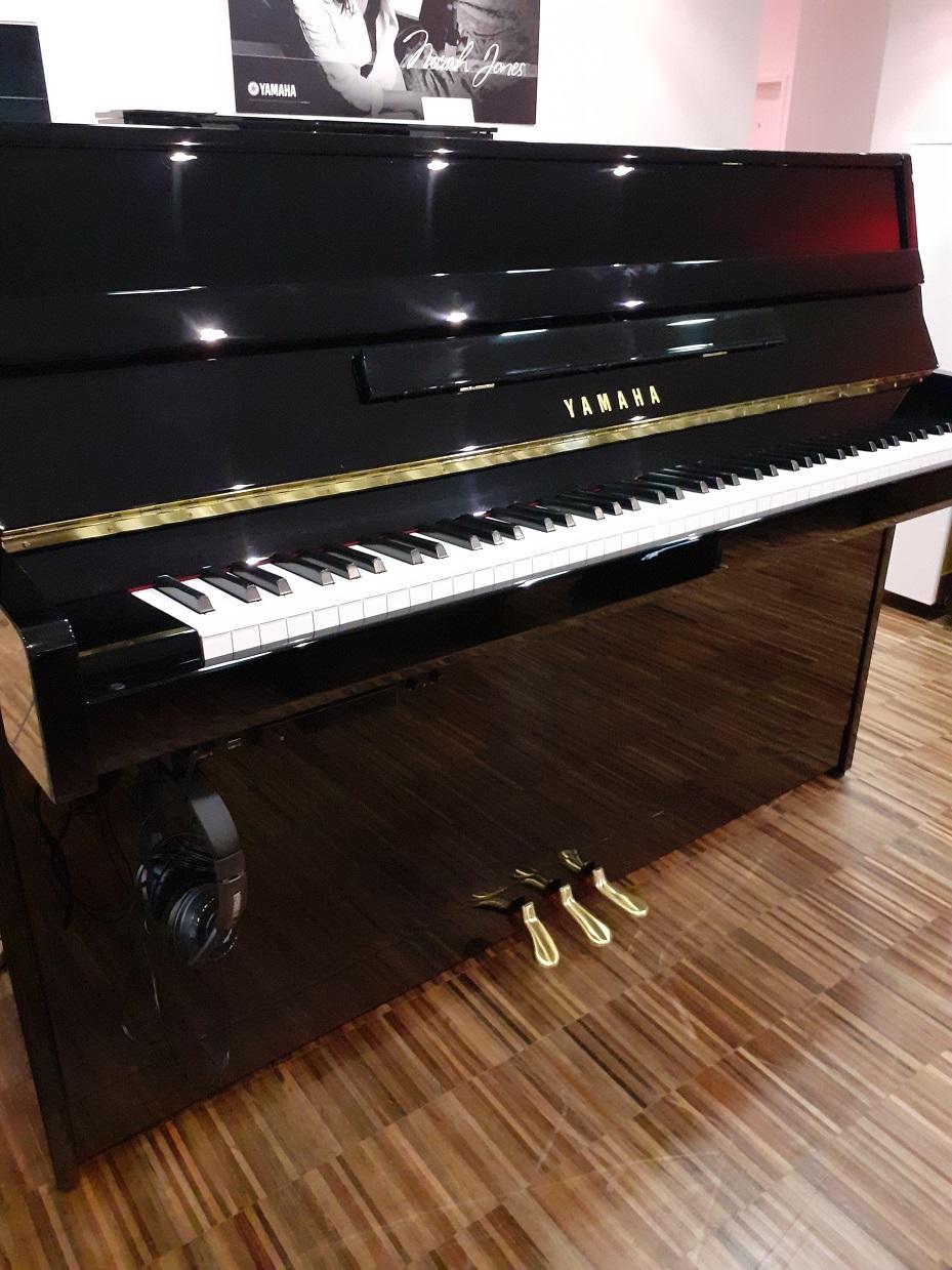 Yamaha Klavier<br/>Modell B1 SC2<br/>Gebraucht<br/>Aus Miete zurück<br/>€ 4 590,-