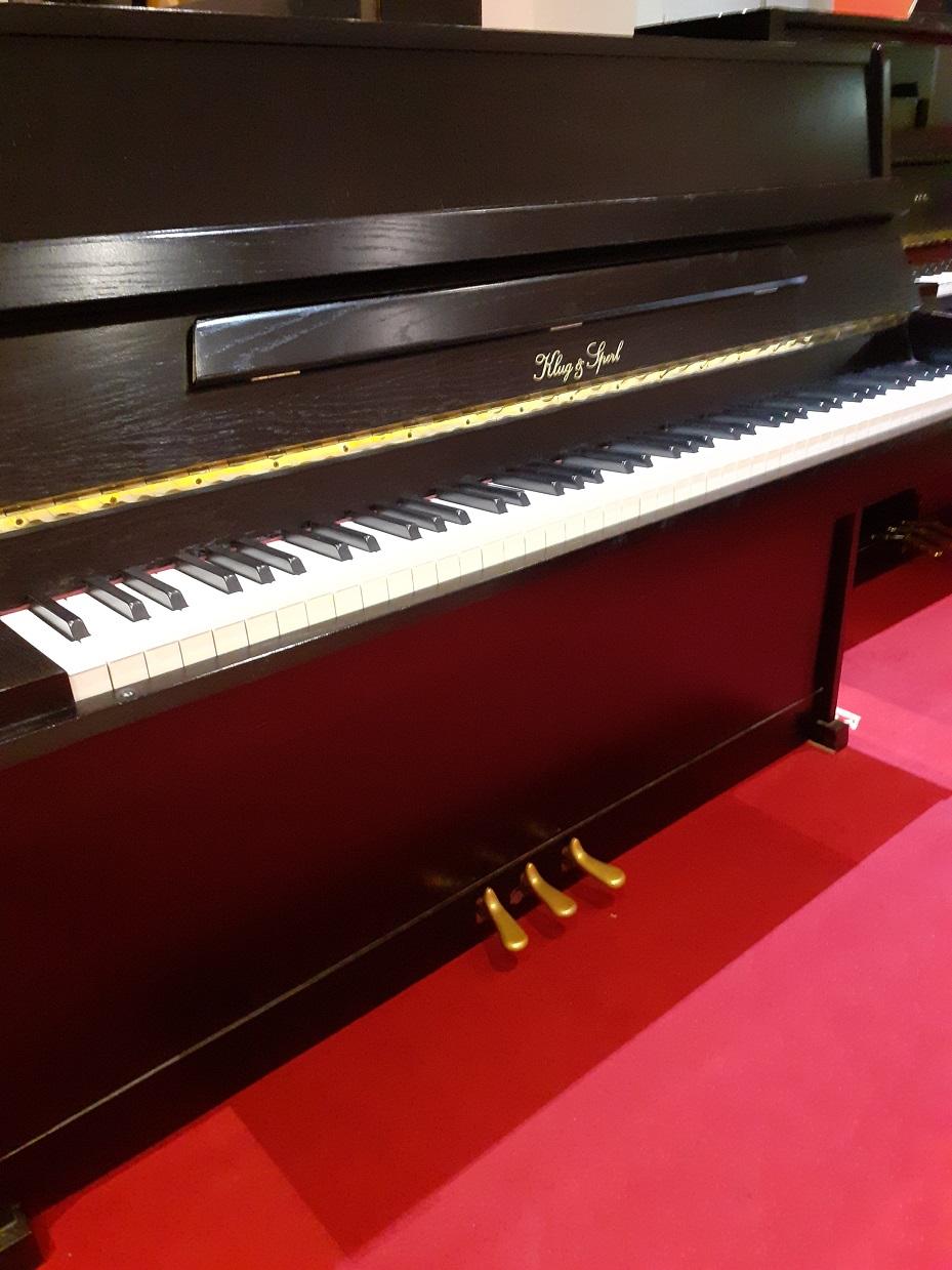 Klug & Sperl Klavier<br/>Modell 109 Attractive<br/>Gebraucht<br/>In Arbeit